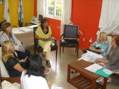 El Consejo Provincial de la Mujer comienza a delinear la agenda 2015