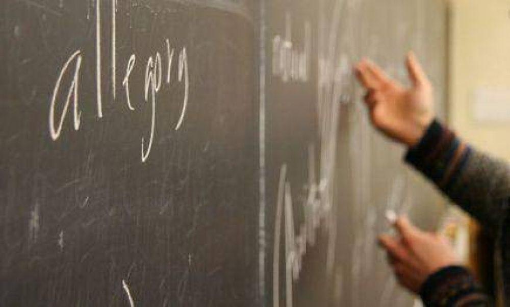 Rechazaron aumentar un 38 % los salarios docentes