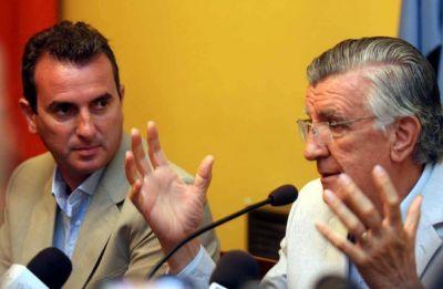 Tensión entre Pérez y Gioja por las medidas para la vitivinicultura