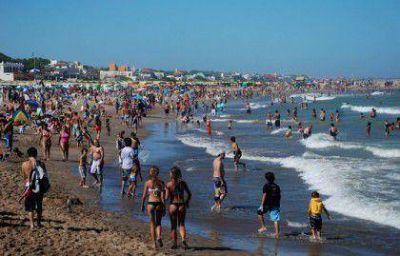 Cerca de 10 millones de turistas ya visitaron la Costa Atlántica