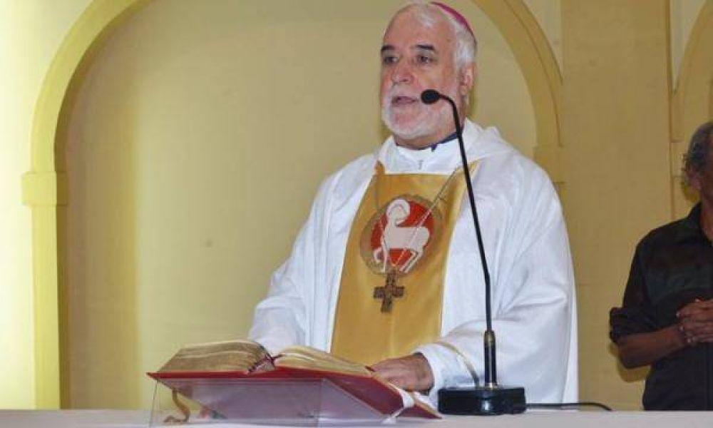 Consagración del Padre Adolfo Canesín