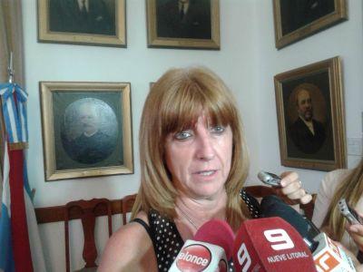 """La Presidenta del CGE pidió """"mesura"""" a los sindicatos docentes ante el regreso a las escuelas"""