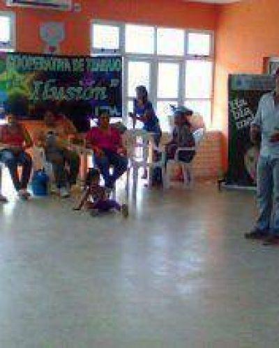 Acentúan trabajo en los barrios para la resolución de conflictos