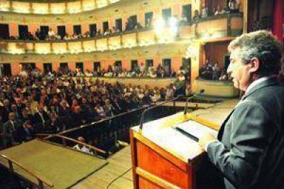 Especulaciones ante el último discurso de Urribarri a la Asamblea Legislativa