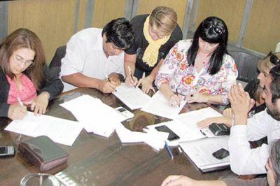 Salud: acordaron en paritarias un aumento salarial de 30% en cuatro cuotas