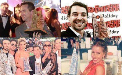Los ganadores de los Premios Carlos