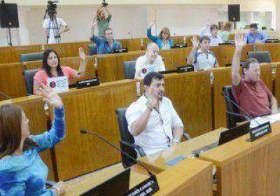 La oposición teme que Pechi haga campaña en el Concejo
