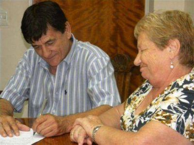 Gasparini adquirió terrenos para edificar las viviendas del Procrear en Roque Pérez