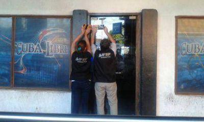 "AFIP clausuró ""Cuba Libre"" en Iguazú"