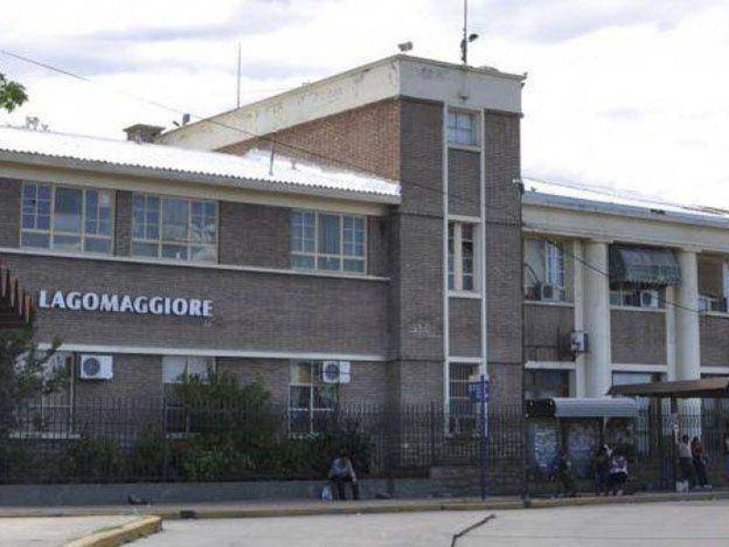 El personal de los quirófanos y anestesistas del Hospital Lagomaggiore están de paro