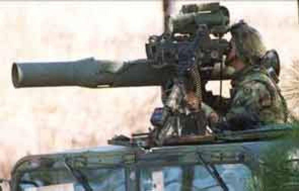 Argentina: Preocupación en DAIA porque no aparecen un misil TOW y 130 fusiles FAL robados al Ejército
