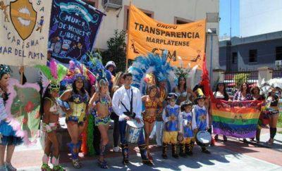 """Ponen en marcha los """"Carnavales Marplatenses 2015"""" y el """"Gran Corso Central"""""""