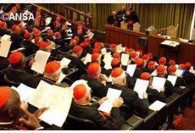 El Colegio Cardenalicio reflexionará las propuestas del Consejo de Cardenales