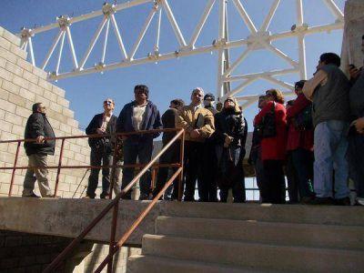 Megaestadio: el Gobierno confirma que va a rescindir el contrato con Inarco