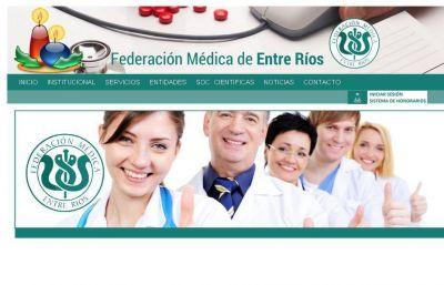 La Federación Médica pedirá un aumento del 35 por ciento a las obras sociales