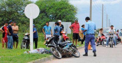 Investigaciones detuvo a �Chicho�, pr�fugo por el crimen de Acosta
