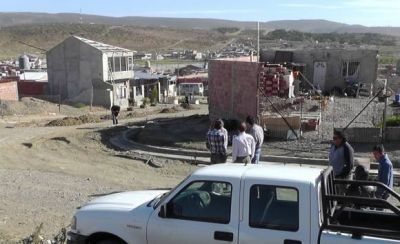 """Linares: """"trabajamos para que el vecino tenga todos los servicios básicos"""""""