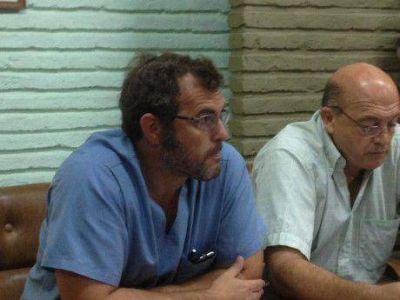 """Germán Tanoni: """"el intendente Feito va al choque. Es su manera de ser. No la comparto"""""""