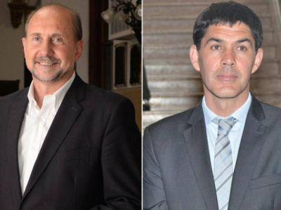Perotti-Ramos, la fórmula del consenso en el PJ santafesino