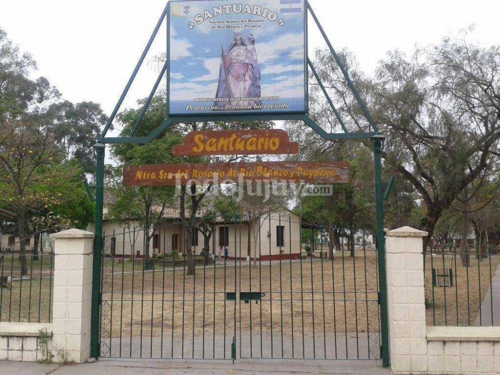 La Cruz de San Damián llega a Palpalá