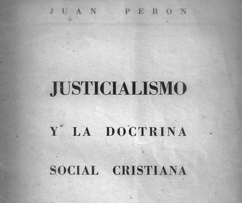 Doctrina Social de la Iglesia y Justicialismo