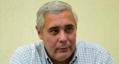 Fabián Ríos duro con Martínez Llano pero no descartó acuerdos
