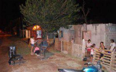 Vecinos saquearon camiones de Desarrollo Social de la Nación