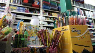 Nuevo acuerdo de precios cuidados para la canasta escolar y materiales para construcci�n