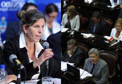 La muerte de Alberto Nisman y la nueva SIDE, los ejes que dividieron a los dos Congresos