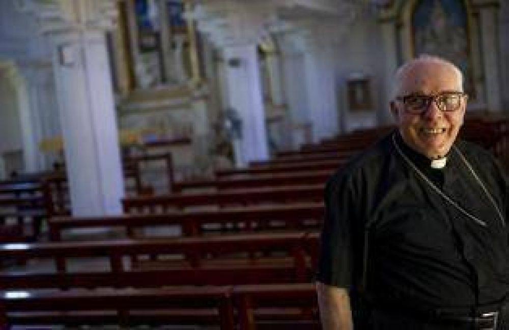 Francisco nombrará cardenal a monseñor Villalba este fin de semana