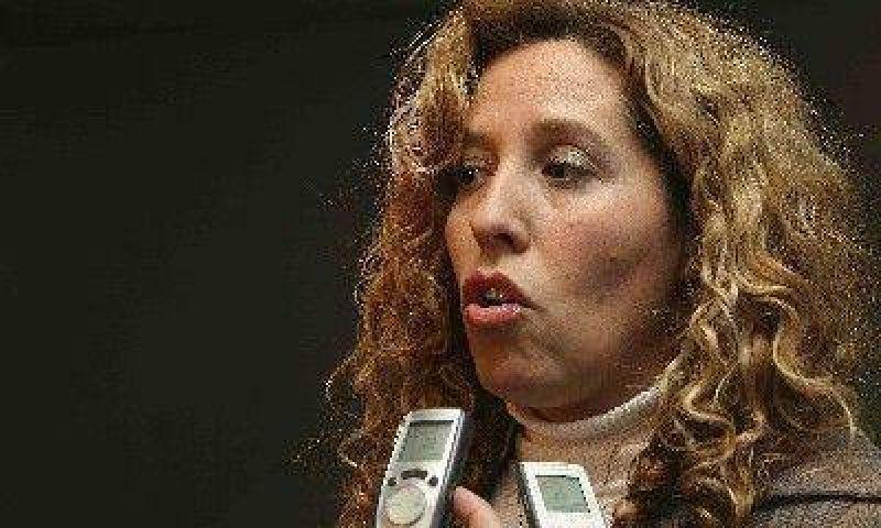 """Cristina Raso: """"Se necesita que aporten los que más ganan"""""""