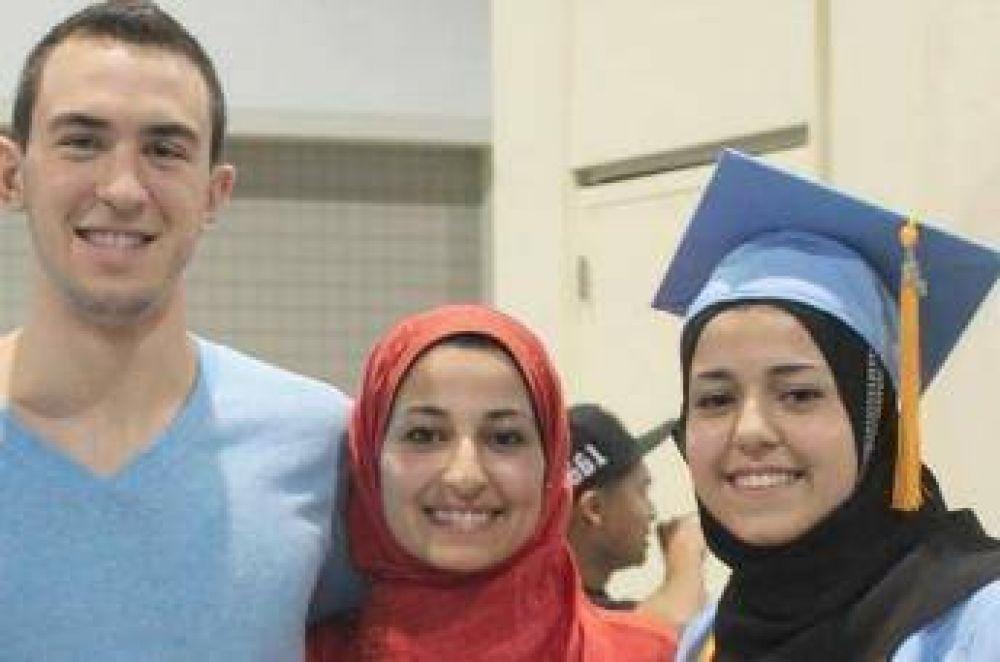 Deah, Yusor y Razan, victimas del odio y del silencio