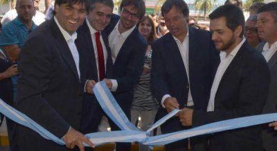 Bossio inauguró una sede de ANSES en Almirante Brown y se llevó el apoyo de Cascallares