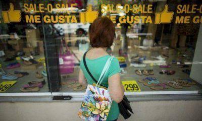 Los cordobeses eligen el centro para comprar