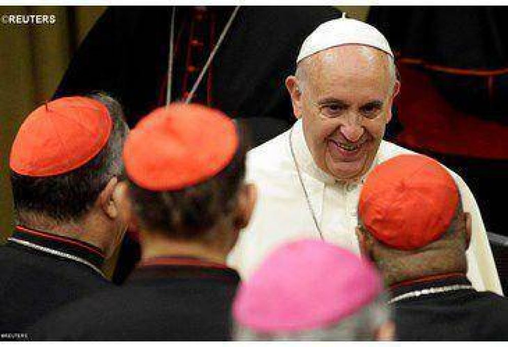 Se abre con espíritu de colaboración el Consistorio Extraordinario