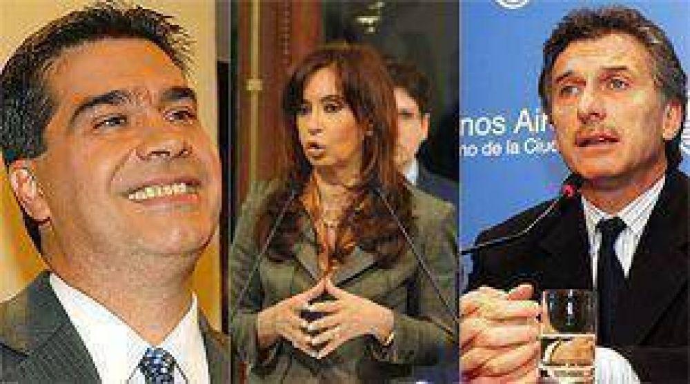 Cristina Kirchner iniciará el diálogo con los gobernadores