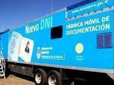 El móvil Centro Documentacion Rapida reprogramó el operativo en barrio El Manjón