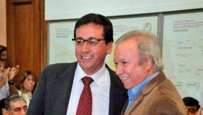 Peralta puso en funciones al nuevo Secretario de Estado de Interior
