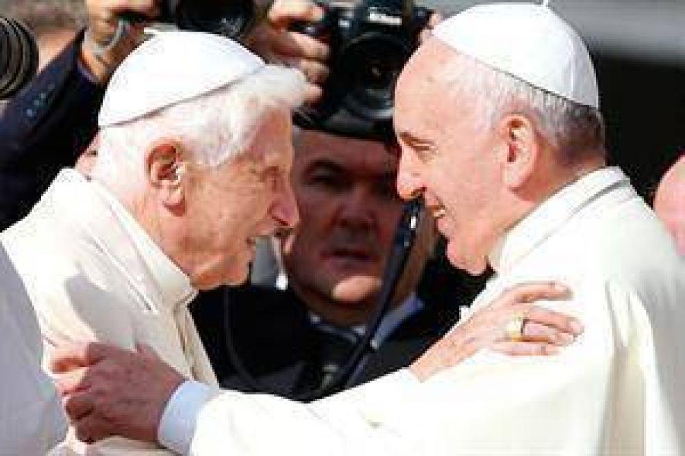 ¿Cómo es la vida de Benedicto XVI a dos años de su histórica renuncia?