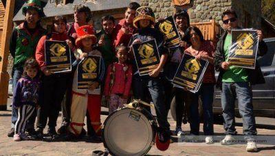 Comienza el Carnaval popular 2015 en Bariloche