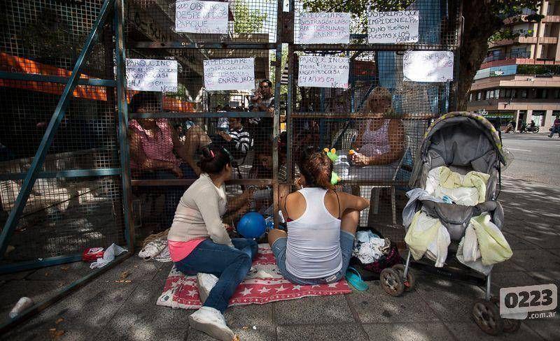 Argen Pesca: presentaron un hábeas corpus y deben retirar las vallas