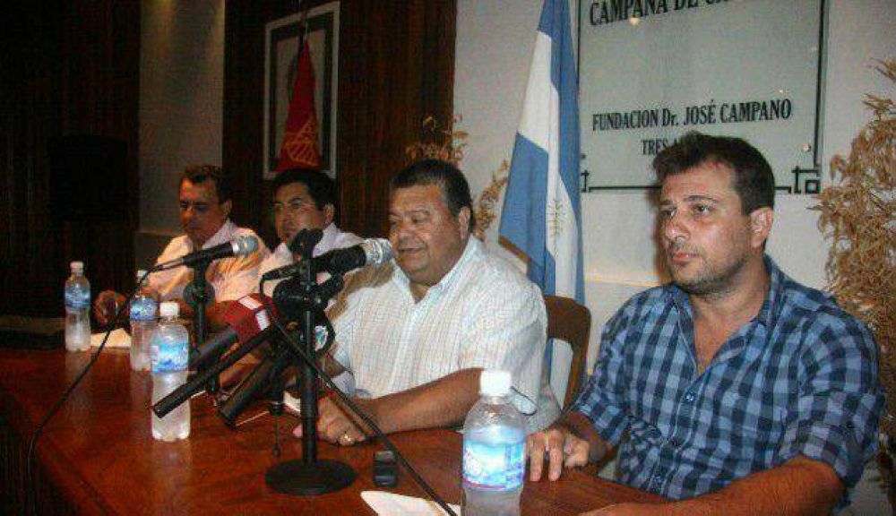"Paritarias municipales: ""van a tener que negociar sí o sí"", afirmó Doval"