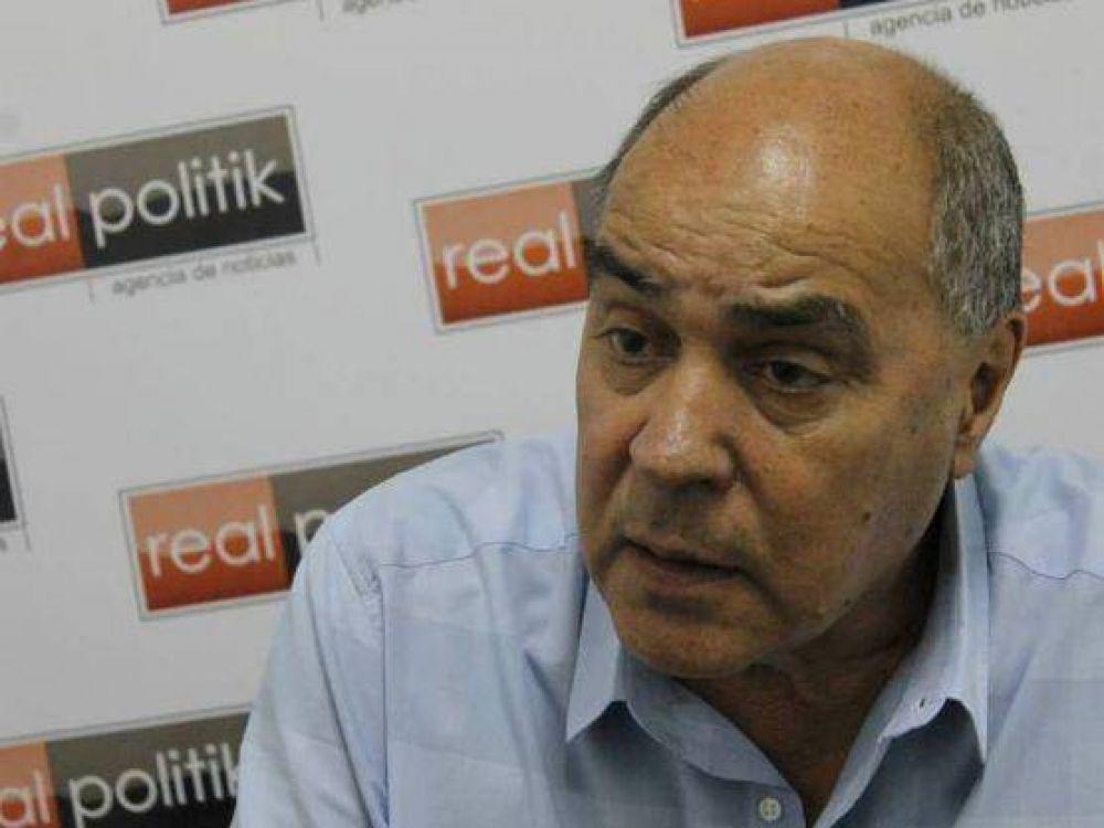 """Conflicto en el Hipódromo por suspención de paritarias: """"Estamos sufriendo una extorsión"""", dijo Alegre"""