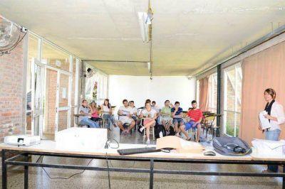 Luego de 24 años se estudiará el arbolado público de la capital entrerriana