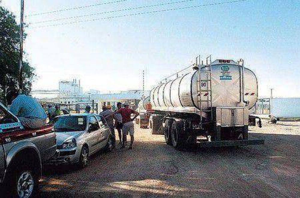 Productores lecheros analizarán tomar medidas de fuerza