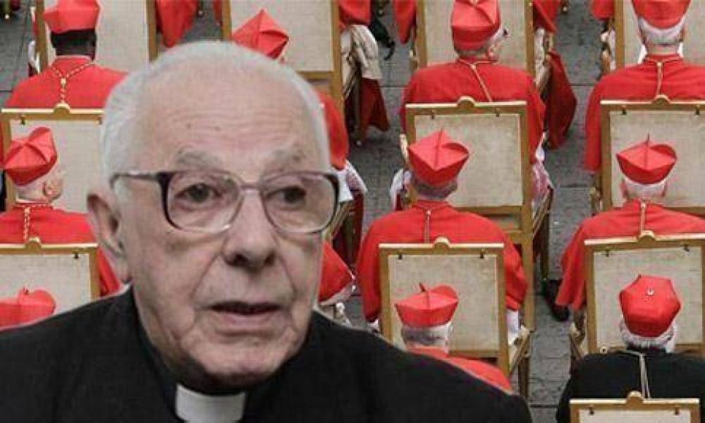 Monseñor Luis Villalba integrará desde hoy el Colegio Cardenalicio