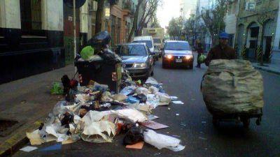 Se suman nuevas clausuras por no separar la basura