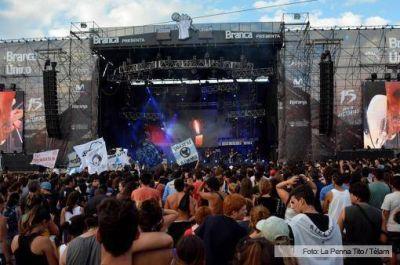 Emergentes y consagrados en el escenario de Cosquín Rock