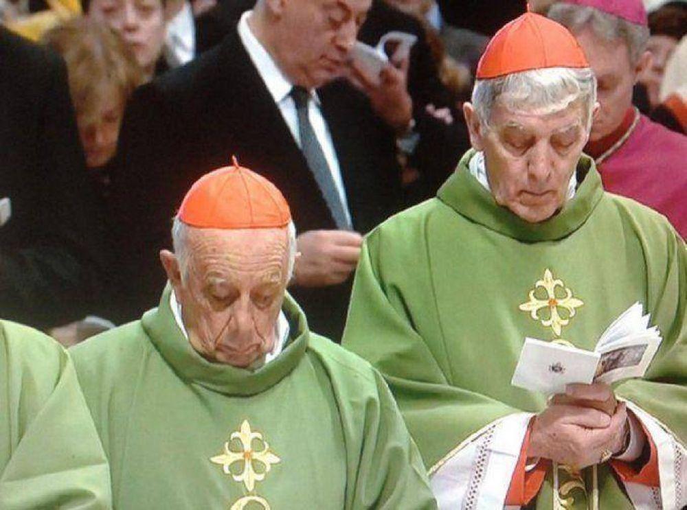 El Papa pidió a nuevos cardenales evitar que los cristianos se aíslen en