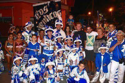 Galmarini disfrut� los festejos de carnaval